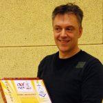 André Thomassen, MSB vrijwilliger van het Jaar